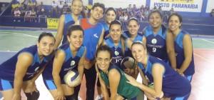 Voleibol Feminino da AABB de Jataí