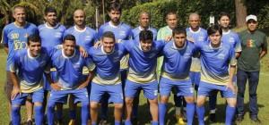 Equipe de Futebol Minicampo Adulto