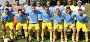 Equipe de Futebol minicampo MASTER