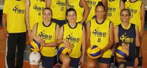 Equipe de Voleibol Feminino