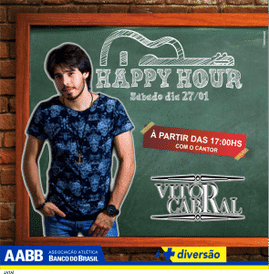 happy hour VITOR CABRAL