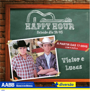 happy hour VICTOR E LEO